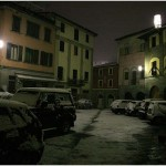 {barganews_snow25jan} barga gets its first snow of the year
