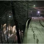 snow in barga