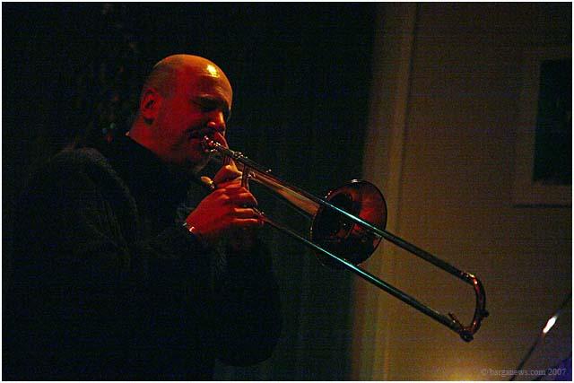 Nicolao Valiensi Quintet at Barga Jazz Club