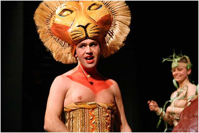 Il Re Leone at Teatro dei Differenti