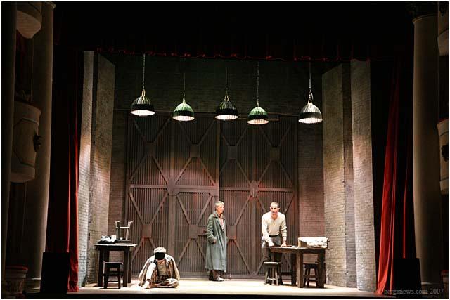 processo a dio at the teatro dei differenti