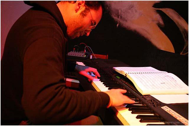 Ugo Bongianni at Barga Jazz Club