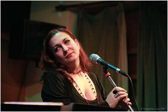 Raffaella Misiti Quartet at Barga Jazz Club