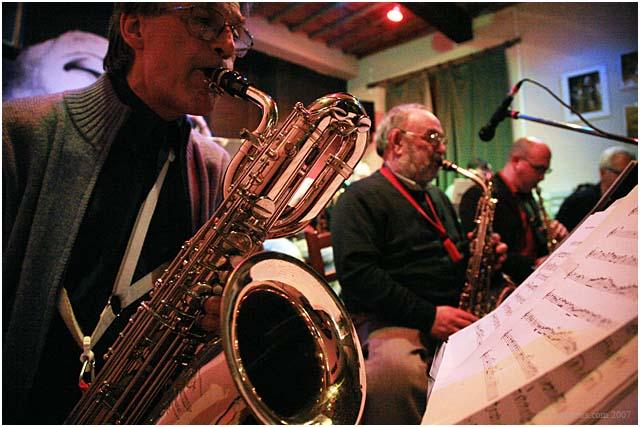 Mushroom Jazz Band at Barga Jazz Club