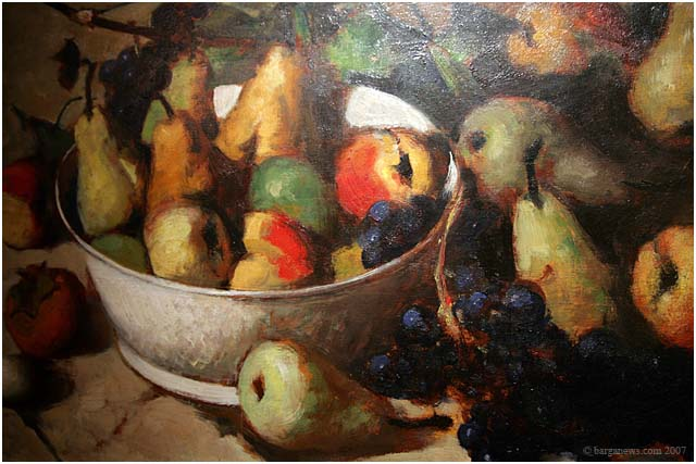 Paintings by Corrado Michelozzi