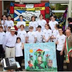 {barganews_twinning4 } Twinning with East Lothian Scotland - the real deal