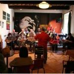 {barganews }  Quota Rose mandolin sextet play Barga Jazz Club