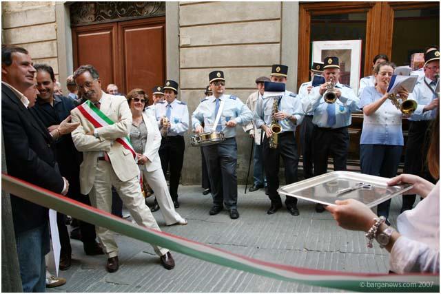 Scacciaguai restaurant opens in Barga Vecchia