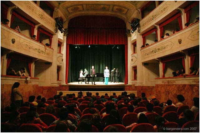 Cardiff international academy of voice masterclasses and concert