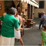 {barganews} Tango at Aristos Bar in Barga Vecchia