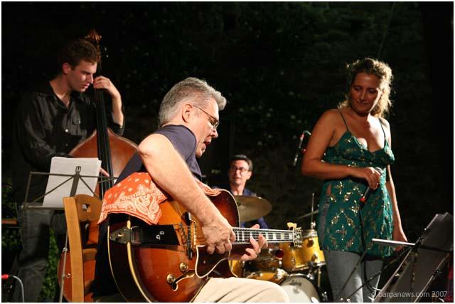 Garrison Fewell Quartet