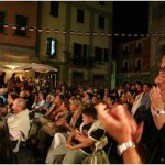 {barganews} Jazz and brass band mashup in Piazza Angelio