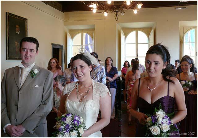 Irish wedding - McDaid and Coyle