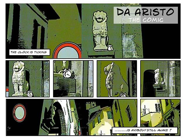 Da Aristo the Comic