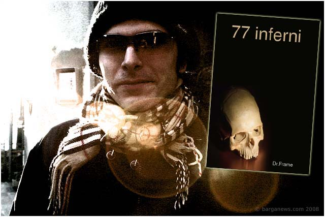New book - 77 inferno by Dr. Frame