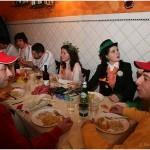{barganews} Carnivale in Barga at the Scacciaguai
