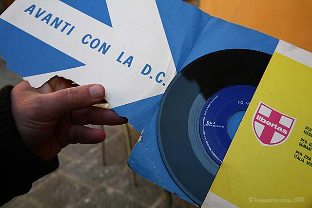 Silvano Togneri record collection