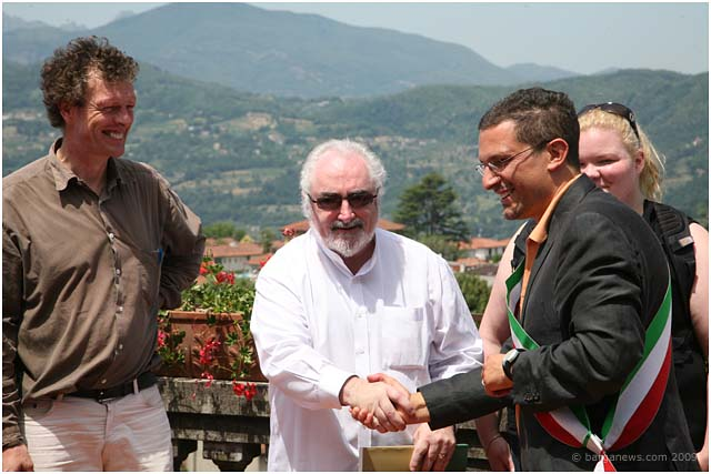 Dennis O'Neill in barga 2009009