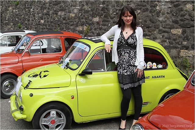 Fiat 500 And Vintage Car Rally Barganews Com V 3 0